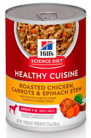 Hill's Healthy Cuisine