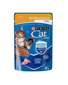 CAT CHOW ESTERILIZADO POLLO