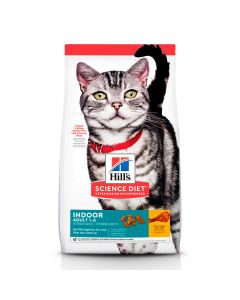 SCIENCE DIET FELINE ADULT INDOOR