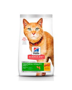 SCIENCE DIET FELINE ADULT 7+ SENIOR VITALITY