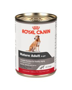 ROYAL CANIN WET ALL DOGS MATURE ADULT 385G