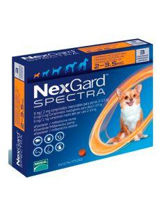 NEXGARD SPECTRA  (3 TABLETAS)