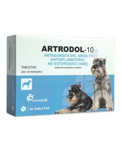 ARTRODOL-10 30 TABLETAS