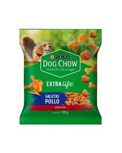 DOG CHOW GALLETA DE POLLO 100g