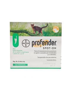 PROFENDER CAT 0.35 ML