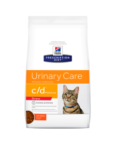 Alimento Para Gato Hill's Cuidado Urinario