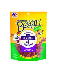 Beggin' Strips Bacon Littles