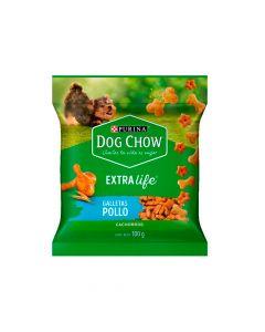DOG CHOW PUPPY GALLETA DE POLLO 100g