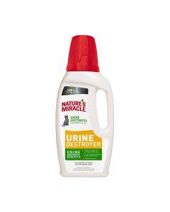 Nature's Miracle Destructor de Orina para gato 32oz Pour