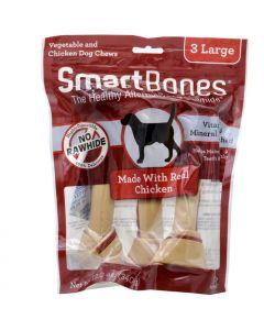 SMART BONES LARGE DE POLLO
