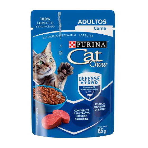 CAT CHOW ADULTO CARNE
