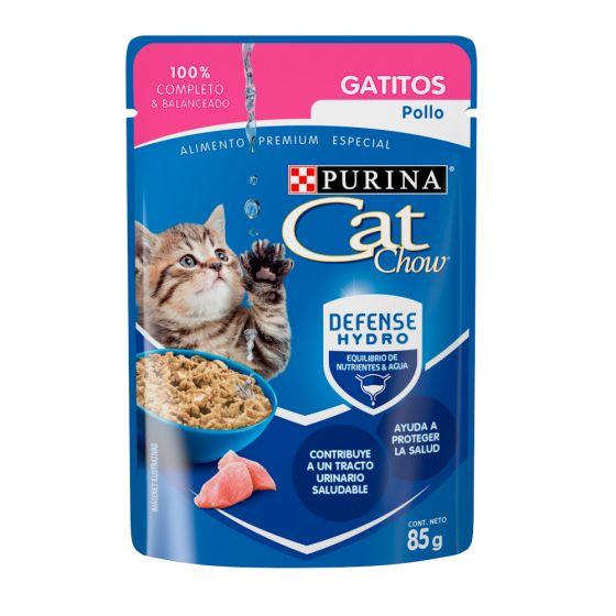 CAT CHOW GATITO POLLO