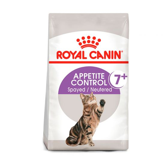 ROYAL CANIN SPAYED NEUTERED APPETITE CONTROL +7 2.7 KG